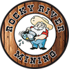 Rocky River Mining | Mobile Gemstone Panning Attraction Logo